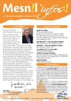 Mesnil Infos novembre 2017