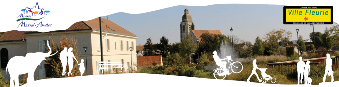 Mairie Le Mesnil-Amelot