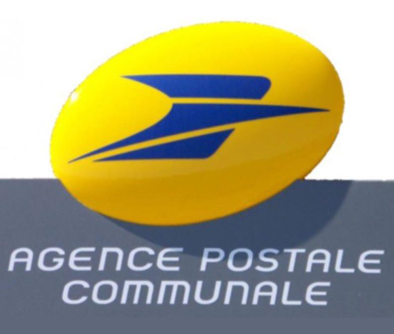 Ouverture agence postale