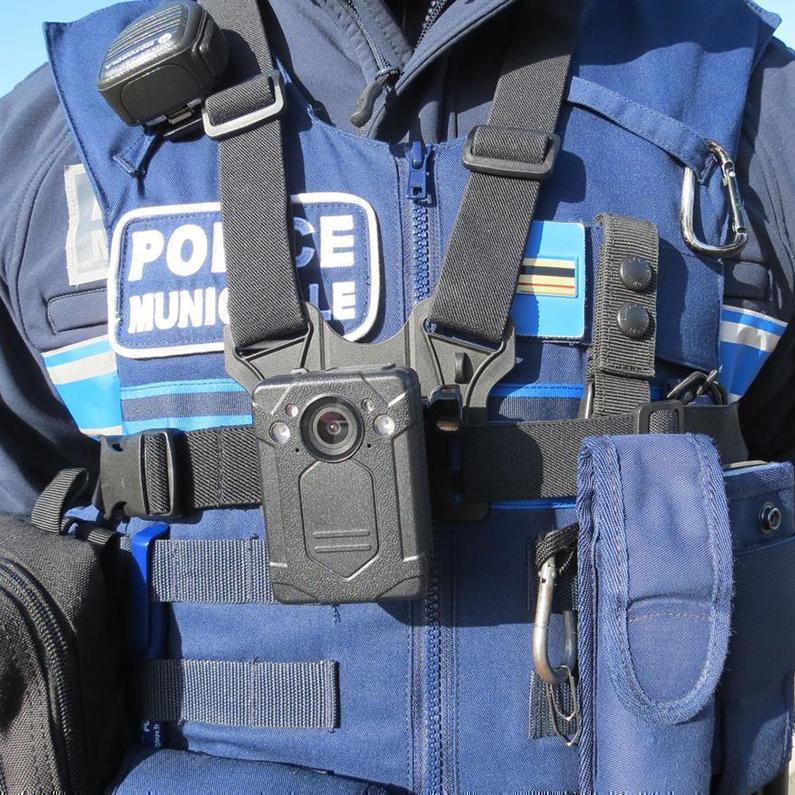 La police intercommunale dote les agents de caméras individuelles